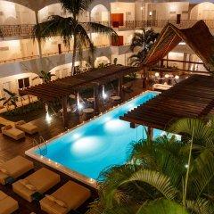 Отель Hm Playa Del Carmen Плая-дель-Кармен бассейн фото 6