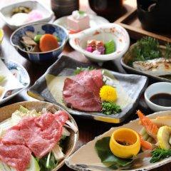 Отель Kurokawa Onsen Oku no Yu Минамиогуни питание фото 2