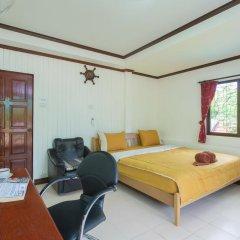 Отель Patong Rai Rum Yen Resort 3* Стандартный номер с двуспальной кроватью фото 2