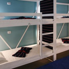 Гостиница Yakor Кровать в общем номере с двухъярусной кроватью фото 5