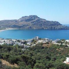 Отель Kalypso Cretan Village Resort & Spa пляж