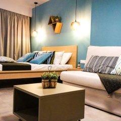Отель Emerald Suite комната для гостей фото 2