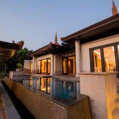 Отель Trisara Villas & Residences Phuket 5* Стандартный номер с различными типами кроватей фото 40