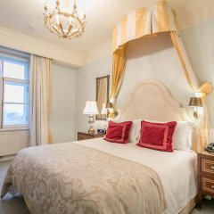 Гостиница Four Seasons Lion Palace St. Petersburg 5* Стандартный номер с разными типами кроватей фото 10