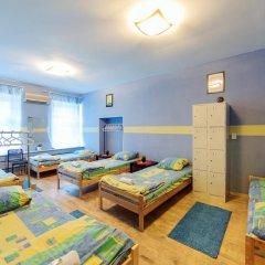 Мини-Отель Компас Кровать в женском общем номере с двухъярусной кроватью фото 4