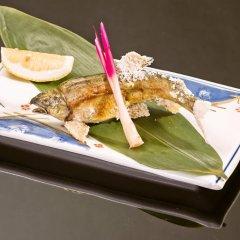 Отель Oya No Yu Япония, Айдзувакамацу - отзывы, цены и фото номеров - забронировать отель Oya No Yu онлайн питание