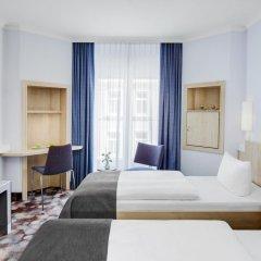 Отель InterCityHotel Hamburg Altona 3* Стандартный номер с различными типами кроватей фото 4