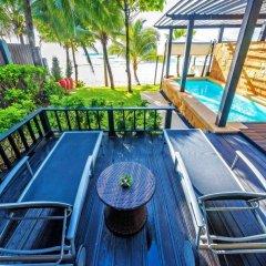 Отель Andaman White Beach Resort 4* Вилла с различными типами кроватей фото 7