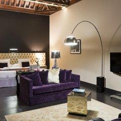 Отель Eurostars Sevilla Boutique 4* Люкс с различными типами кроватей фото 3