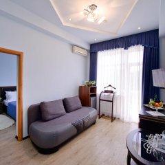 Гостиница Радуга-Престиж 3* Люкс с двуспальной кроватью фото 3