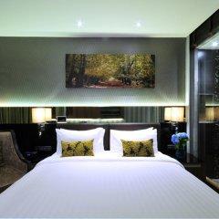 Отель The Continent Bangkok by Compass Hospitality 4* Номер Делюкс с различными типами кроватей фото 5