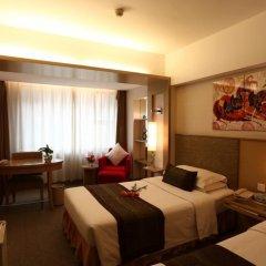Отель SKYTEL 4* Стандартный номер фото 4