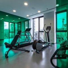 Отель Suitelowcost Solaria 8C фитнесс-зал