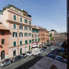 Апартаменты Garibaldi WR Apartments балкон