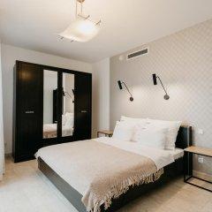 Отель EXCLUSIVE Aparthotel Улучшенные апартаменты с различными типами кроватей фото 8