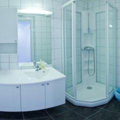Отель Målselv Fjellandsby ванная