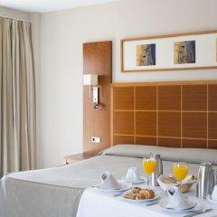 Отель Eurostars Las Adelfas 4* Стандартный номер с различными типами кроватей