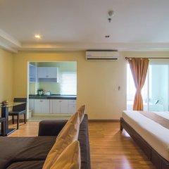 Отель The Platinum Suite 3* Стандартный номер