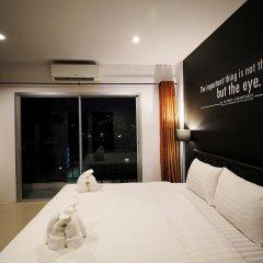 Отель The Artist House 3* Студия разные типы кроватей фото 7