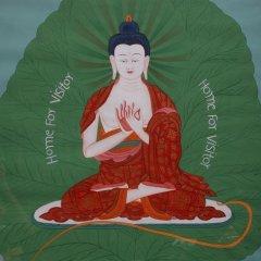 Отель Buddha Land Непал, Катманду - отзывы, цены и фото номеров - забронировать отель Buddha Land онлайн спортивное сооружение