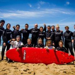 Отель Surf Yoga Ericeira Guest House пляж фото 2