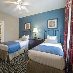 Отель Holiday Inn Club Vacations Williamsburg Resort 3* Люкс с различными типами кроватей