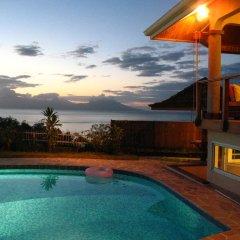 Отель Te Tavake by Tahiti Homes Вилла с различными типами кроватей фото 14