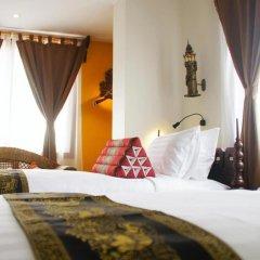 Bagan King Hotel 3* Улучшенный номер с различными типами кроватей фото 24