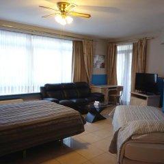 Отель Aparthotel Résidence Bara Midi 3* Студия с различными типами кроватей фото 3