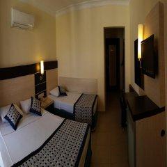 Kleopatra Balik Hotel 3* Стандартный номер с различными типами кроватей фото 2