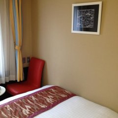 Отель Horidome Villa 3* Стандартный номер фото 15