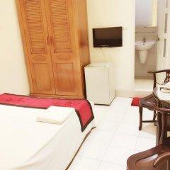Thien Trang Hotel Стандартный номер с различными типами кроватей фото 5