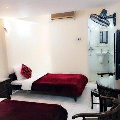 Thien Trang Hotel Улучшенный номер с различными типами кроватей фото 3
