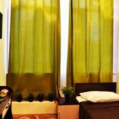 Гостиница Пафос на Таганке Номер Комфорт с разными типами кроватей фото 5