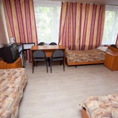 Гостиница Советская Стандартный номер с различными типами кроватей фото 8