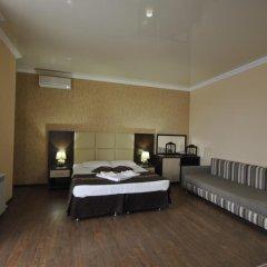 Гостиница Вавилон 3* Люкс с двуспальной кроватью фото 15