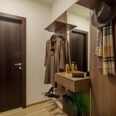 Отель Vinohradsky Dum Прага сейф в номере