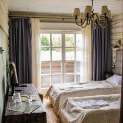 Гостиница Эко-парк Времена года Номер Комфорт разные типы кроватей фото 4