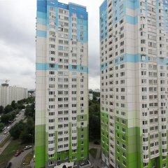 Гостиница ApartLux on Chertanova балкон