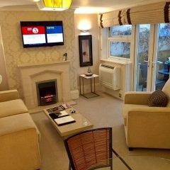 Отель Beaufort House - Knightsbridge Великобритания, Лондон - отзывы, цены и фото номеров - забронировать отель Beaufort House - Knightsbridge онлайн интерьер отеля