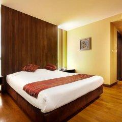 Отель Bally Suite Silom 3* Номер Делюкс с различными типами кроватей фото 13