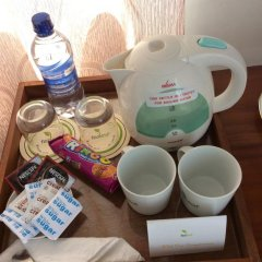 Отель Tealeaf Номер Делюкс с различными типами кроватей фото 14