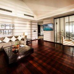 Отель Nikki Beach Resort 5* Люкс с различными типами кроватей фото 12