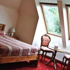 Отель Corstorphine House Hotel Великобритания, Эдинбург - отзывы, цены и фото номеров - забронировать отель Corstorphine House Hotel онлайн комната для гостей фото 4
