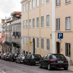 Отель Casa do Jasmim by Shiadu Португалия, Лиссабон - отзывы, цены и фото номеров - забронировать отель Casa do Jasmim by Shiadu онлайн парковка