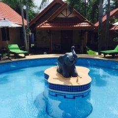 Отель Happy Elephant Resort детские мероприятия фото 2