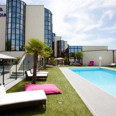 Отель Palladia Франция, Тулуза - 3 отзыва об отеле, цены и фото номеров - забронировать отель Palladia онлайн бассейн фото 3