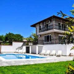 Отель Villa Gioia del Sole Болгария, Балчик - отзывы, цены и фото номеров - забронировать отель Villa Gioia del Sole онлайн бассейн