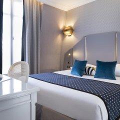 Отель Best Western Hôtel Victor Hugo 4* Стандартный номер с различными типами кроватей фото 12