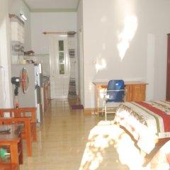 Отель De Vong Riverside Homestay Хойан комната для гостей фото 5